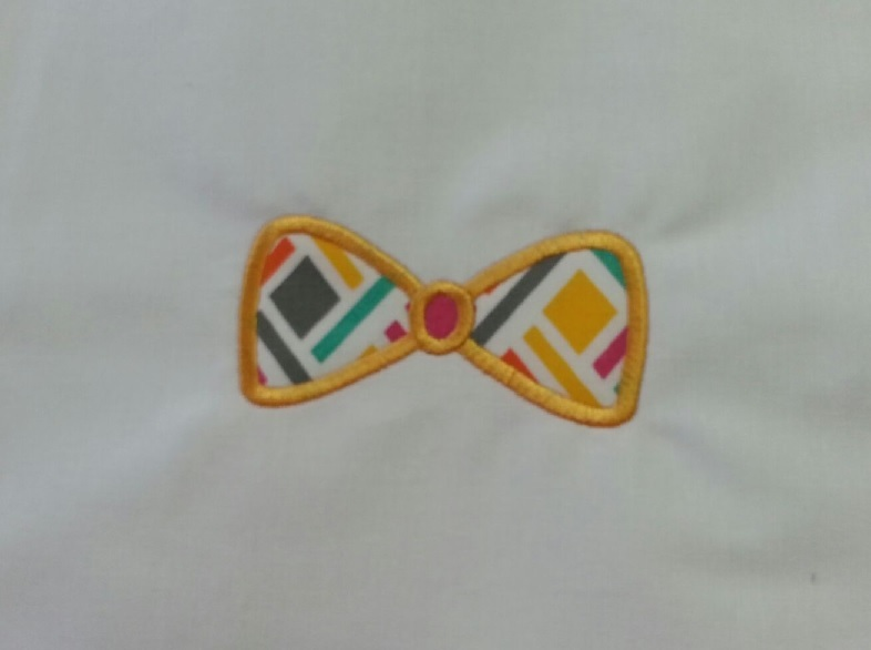 Applique Bowtie