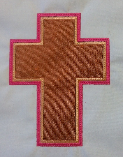 Applique Cross 2