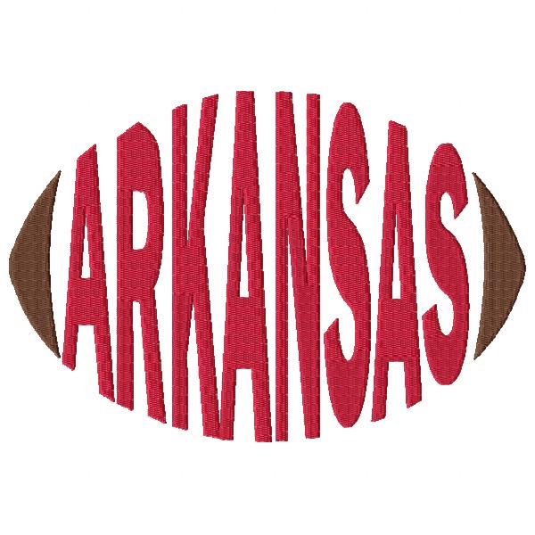 Arkansas Football Word