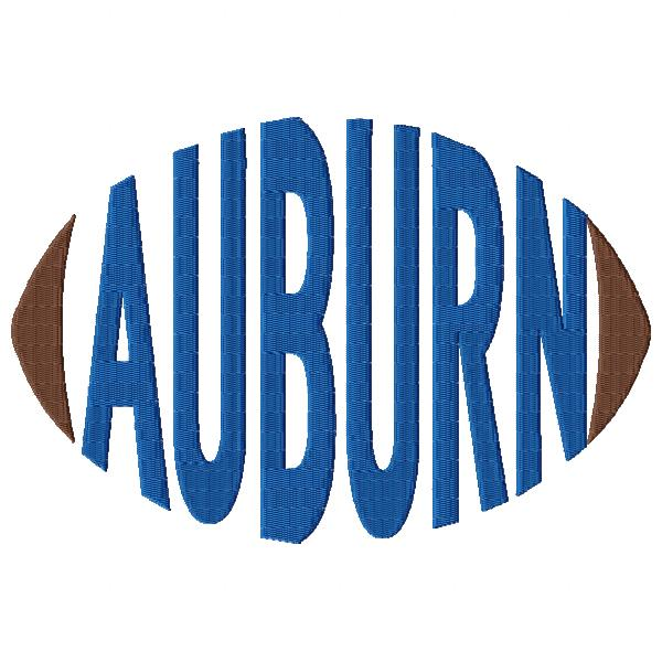 Auburn Football Word