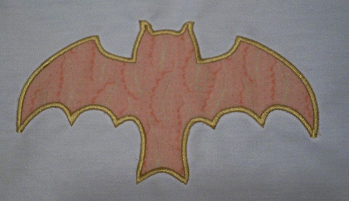 Applique Bat