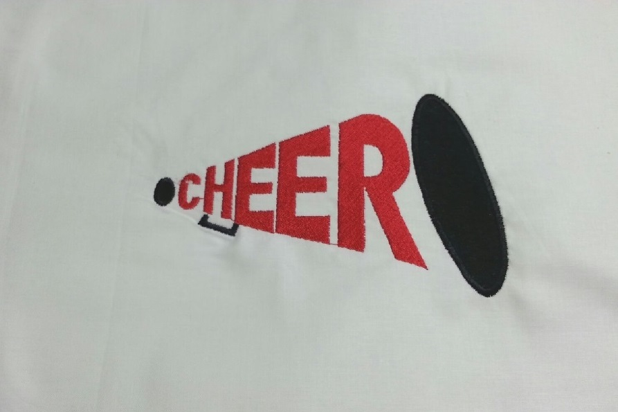 Cheer Word Design