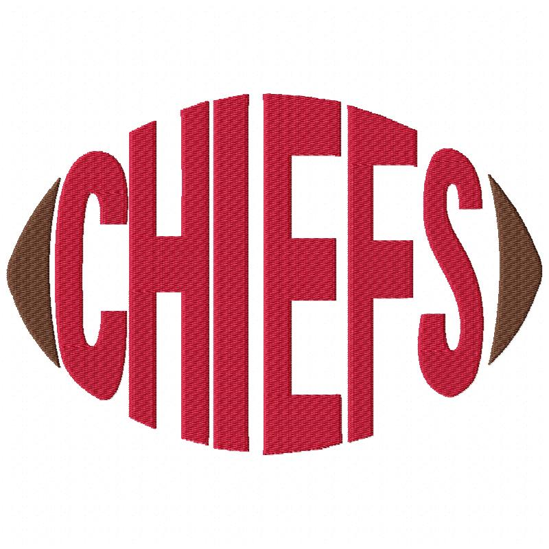 Chiefs Football Word