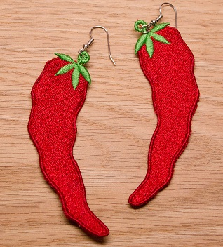 FSL Chili Pepper Earring