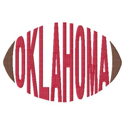 Oklahoma Football Word
