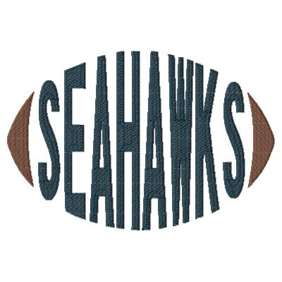 Seahawks Football Word