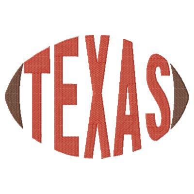 Texas Football Word