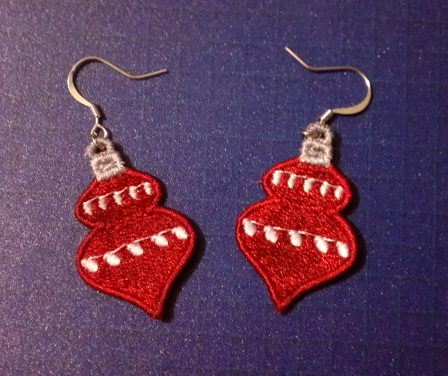 FSL Ornament Earrings 2