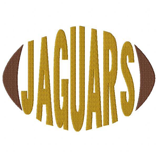 Jaguars Football Word