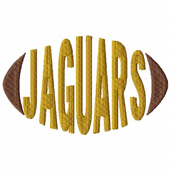 Jaguars Football - Cap Sized