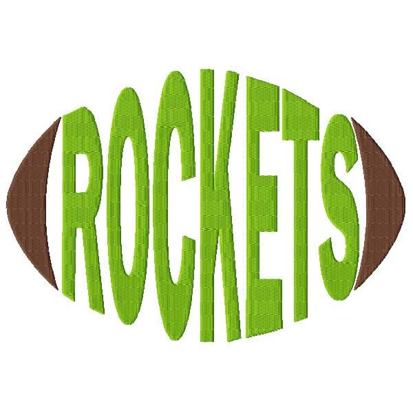 Rockets Football Word