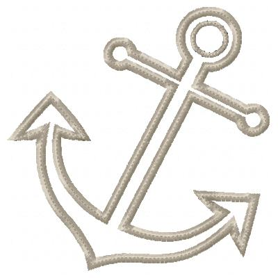 Applique Anchor