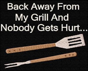 Grill Saying