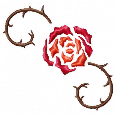 Thorny Rose Elements