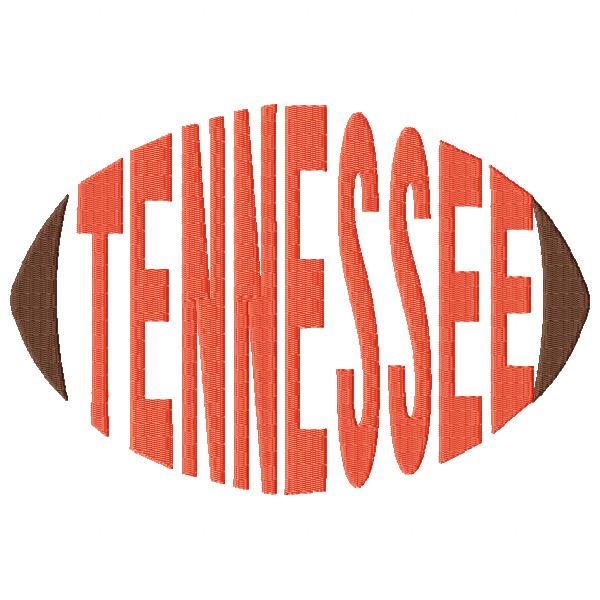 Tennessee Football Word