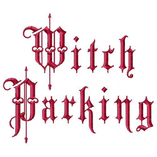 Witch Parking